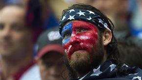 Baseball-Nation im Fußball-Fieber: US-Amerikaner feiern Einzug ins Achtelfinale