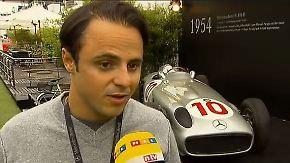 "Felipe Massa im n-tv Interview: ""Bei der Weltmeisterschaft kann alles passieren"""
