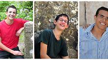 Leichen auf Steinhaufen gefunden: Vermisste israelische Jugendliche sind tot
