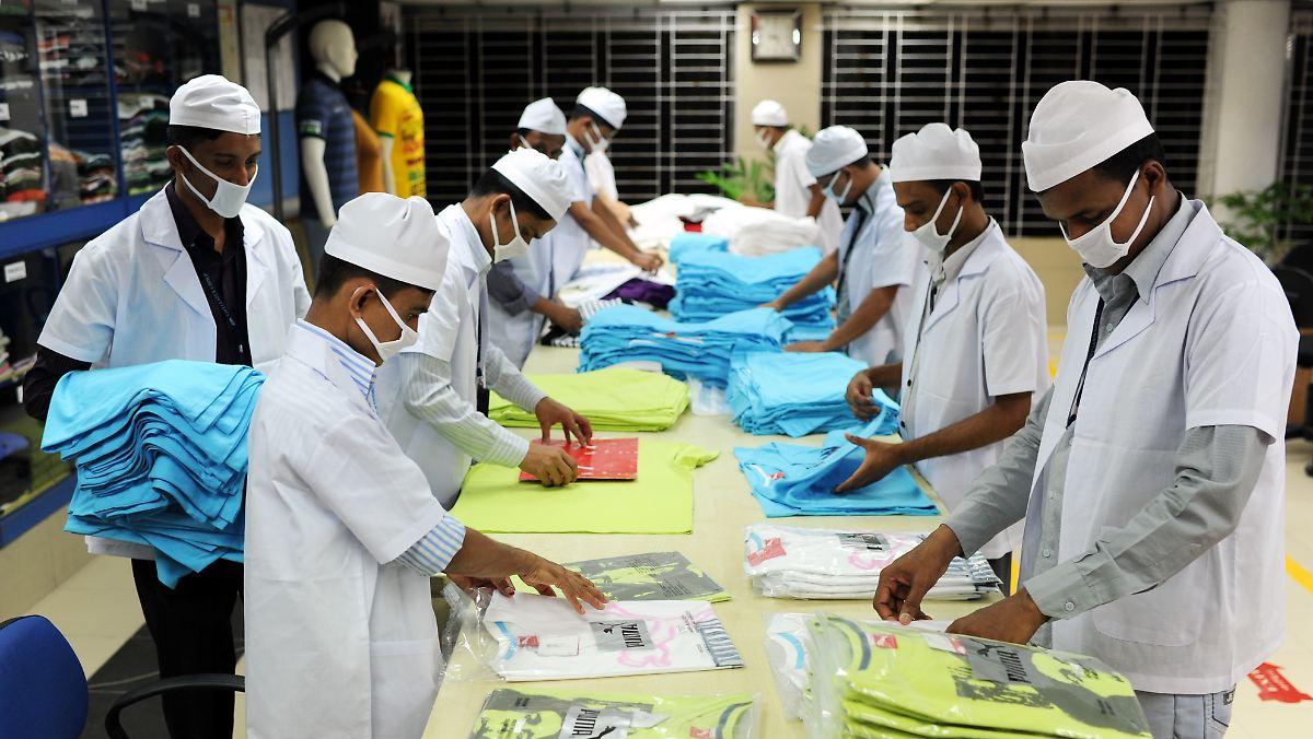 Ausbeutung Hat System Die Unsauberen Methoden Der Textilbranche