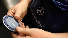 Aktie unter Druck: Was macht Daimler?