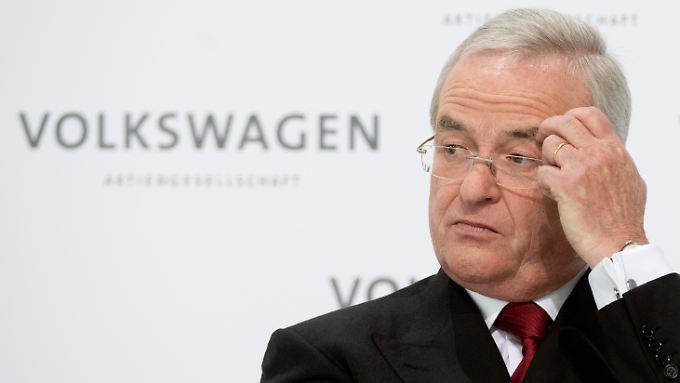 VW-Chef Martin Winterkorn will zunächst die Integration von Scania vorantreiben.