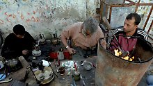 Das Gros der Menschen im Gazastreifen führt ein Leben zwischen Armut und Improvisation.