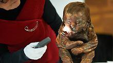 "Rätsel um berühmte Kindermumie: Todesursache des ""Detmold Child"" geklärt"