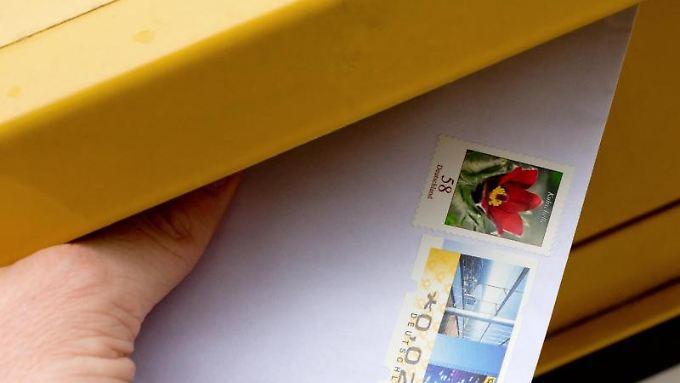 Ach, der gute alte Brief, mag so mancher in der Chefetage der Deutschen Post gedacht haben. Foto: Sven Hoppe