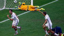 Deutschlands Sieg gegen Frankreich: Hummels köpft, Neuer pariert