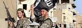 """Irakische Frauen sollen dienen: Kalifats-Kämpfer rufen zum """"Sex-Dschihad"""""""