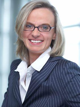 Silke Riedel, Leiterin Investment Research beim imug Institut für Markt-Umwelt-Gesellschaft e.V an der Universität Hannover.