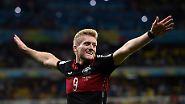 Brasilien ohne Chance bei Heim-WM: 7:1 - Wie Deutschland die Seleção entzauberte
