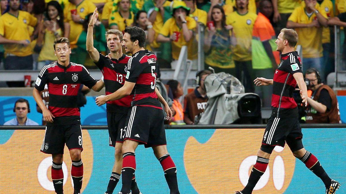 Wm Deutschland Spiele