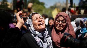 Vom Schülermord zur Militärgewalt: Chronologie der Eskalation im Nahen Osten