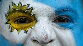 Merkel reist zum Daumendrücken an: Deutschland trifft im WM-Finale auf Argentinien