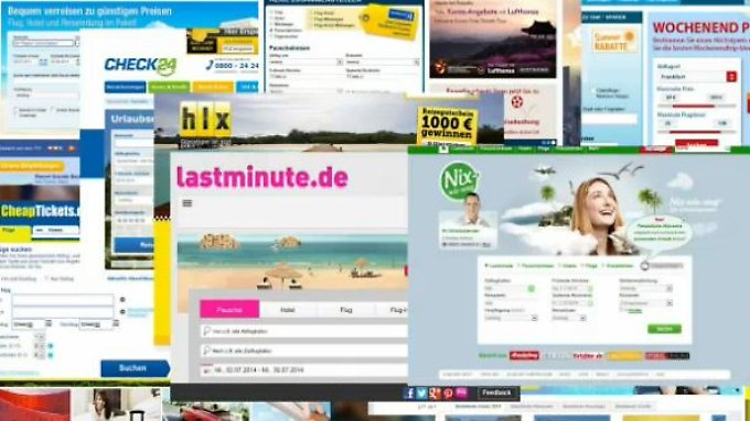 n-tv Ratgeber: Reise-Portale im Test