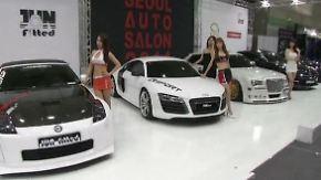 Sprintsparendes Tuning: Seoul zeigt alles, was das Auto pimpt