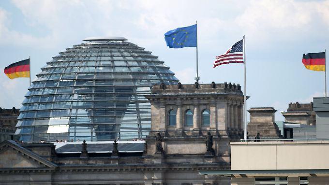 botschaftspersonal wird observiert mehr us spione in deutschen ministerien n. Black Bedroom Furniture Sets. Home Design Ideas