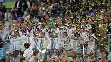 Der Weltmeistertitel lohnt sich auch finanziell für die Deutschen.