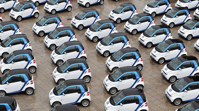 Auto ist kein Statussymbol mehr: Carsharing immer gefragter