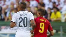 """""""Fehlen Typen?"""": Jerome Boateng veräppelt seinen Bruder"""