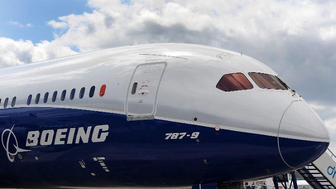Besonders spritsparende Maschinen wie Boeings Dreamliner sind bei den Airlines derzeit gefragt.