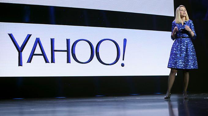 Marissa Mayer kann die Yahoo-Einnahmen nicht steigern.