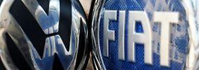 Erst Übernahme, dann Zerschlagung?: Volkswagen beschaut sich Fiat