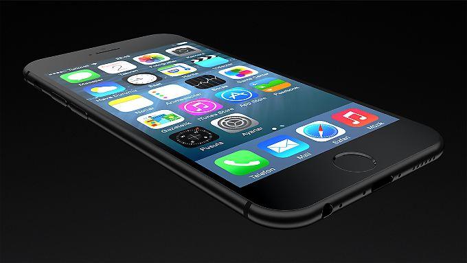 Der türkische Designer Mustafa Dağdelen hat am Computer ein iPhone 6 anhand der geleakten Informationen nachgebildet.