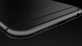 Für so ein schlankes iPhone-6-Gehäuse müssen die Komponenten schrumpfen.