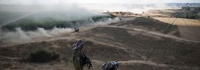 Dutzende Tote in Schudschaijja: Waffenruhe in Gaza schon wieder gebrochen