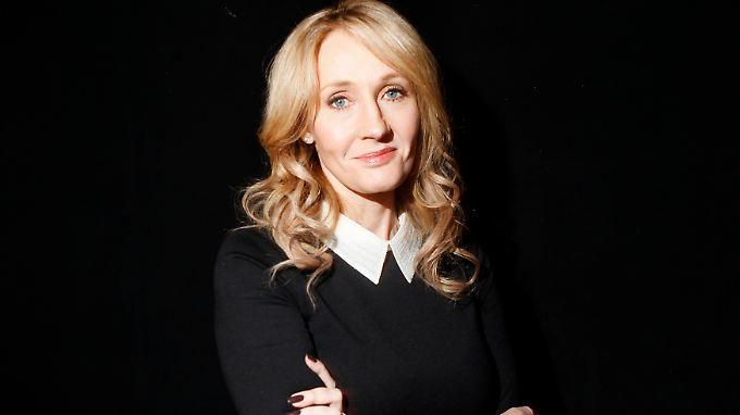 Rowling plant ihre Krimiserie länger als ihre Harry-Potter-Reihe zu schreiben.