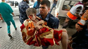 """""""Wir sind nicht Pro-Hamas!"""": Gazas Zivilbevölkerung leidet unter Offensive"""