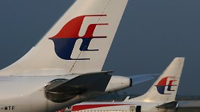 Zwei Tragödien in einem Jahr: Malaysia Airlines droht der Bankrott