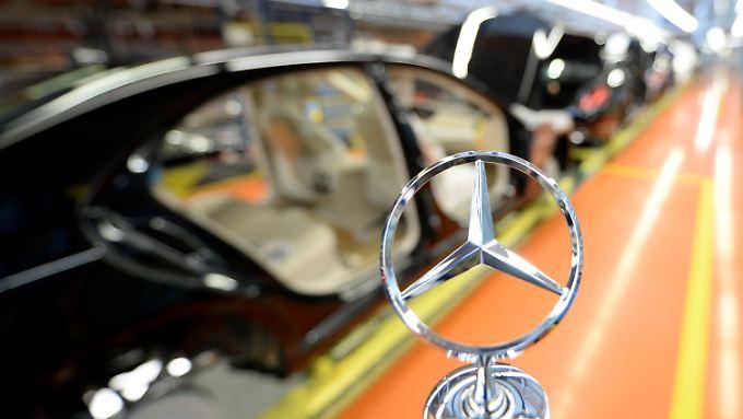 Von Kleinwagen bis Luxusauto: Daimler setzt auf Produktoffensive
