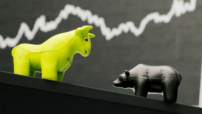 Stetig steigende Kurse: Das wäre auch eine nachhaltige Rendite.