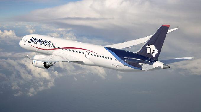 """Erst Flugverbot, dann Auslieferungsstopp: Nach einem schweren Jahr 2013 ist der sogenannte """"Dreamliner"""" wieder gefragt."""