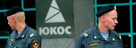 Teures Jukos-Erbe: Russland droht Milliardenrechnung