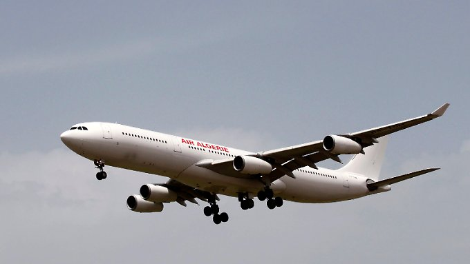 Air-Algérie-Absturz in Mali: Wrack der Passagiermaschine in Wüste entdeckt