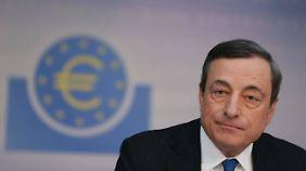 """""""Alles tun, um Euro zu erhalten"""": Draghi hält Wort"""