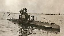 ... und Deutschland, hier im Schwarzen Meer, verfügen beide über die als strategisch hoch bedeutsam eingeschätzten Kampfgeräte. Der Seekrieg wird zwar rund um den Erdball geführt, gilt aber heute als für den Kriegsverlauf weniger entscheidend als zuvor angenommen.