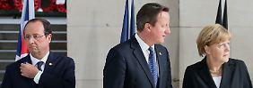 Die Woche der Entscheidung: Warum der EU-Sanktionshebel klemmt