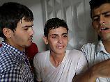 """Palästinensischer Politologe: """"Hier sind Tod und Leben das Gleiche"""""""