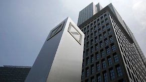 Manipulierter Libor-Zinssatz: Bafin überprüft Vorstand der Deutschen Bank