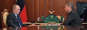 EU bereitet Strafmaßnahmen vor: Sanktionen treffen Russlands Banken