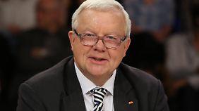Michael Fuchs sitzt seit 2002 für die CDU im Bundestag, seit 2009 ist er stellvertretender Vorsitzender der Unionsfraktion.
