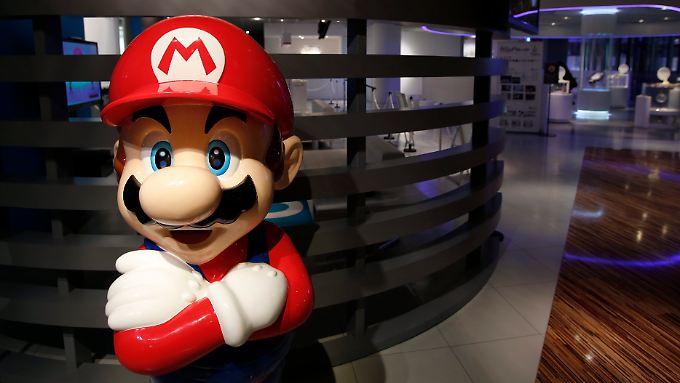 """Obwohl sich """"Mario Kart 8"""" gut verkauft, kommt Nintendo nicht aus den roten Zahlen raus."""