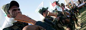 Interkonfessionelle Gewalt: Schiiten-Milizen töten im Irak Sunniten