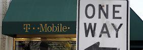Nur noch ein Bieter für T-Mobile US: Sprint zieht Angebot zurück