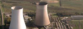 1979 ging der derste Reaktor des Atomkraftwerks Philippsburg ans Netz.