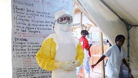 Lage in Westafrika außer Kontrolle: Ebola-Infizierte haben Angst vor westlichen Ärzten