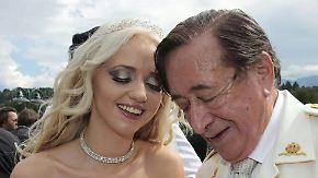 Promi-News des Tages: Richard Lugner schmeißt pompöse Verlobungsparty
