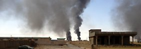 Staudamm in Händen von IS: Dschihadisten kommen Bagdad näher